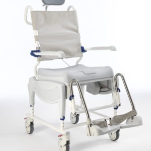 Invacare Aquatec Ocean Shower Commode Chairs VIP
