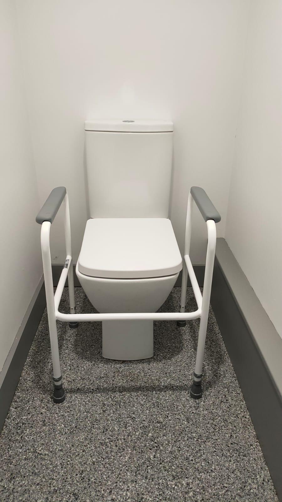 Kibworth Toilet Frame