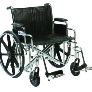 Sentra EC Self Propelled Wheelchair