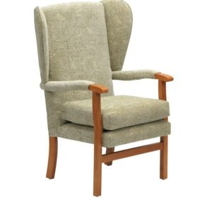 Jubilee Fireside Chair - Sage