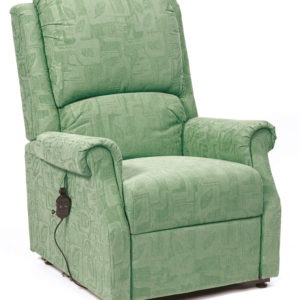 Chicago Rise Recliner - Green