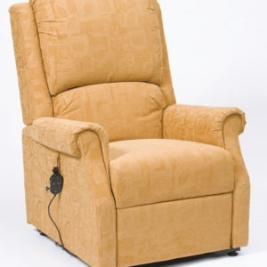 Chicago Riser Recliner - Gold