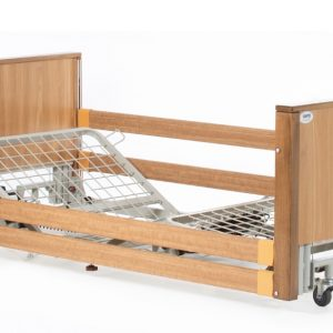 Alerta Lomond Floor Bed - Oak