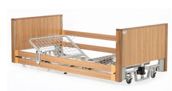 Alerta Lomond Floor Bed - Oak