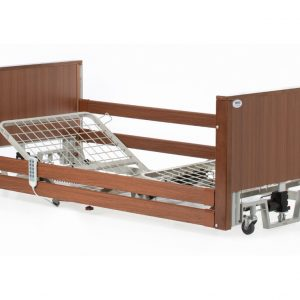 Alerta Lomond Floor Bed - Wallnut