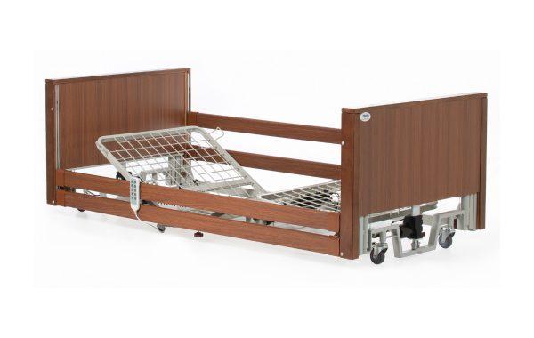 Alerta Lomond Floor Bed - Wallnut