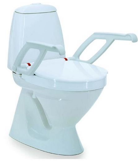 Invacare Toilet Seat Raiser 90000