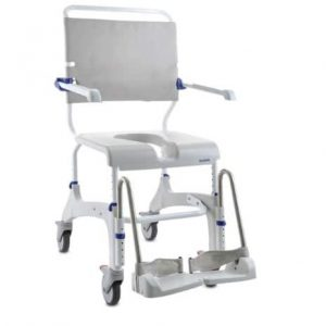 Invacare Ocean Ergo Shower Commode Chair XL