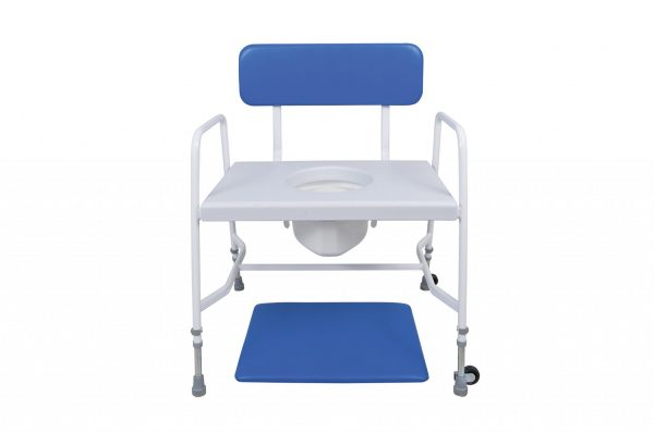 Cefndy - Bariatric Adjustable Height Commode