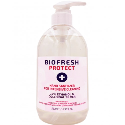 Biofresh Protect Hand Sanitiser 500ml