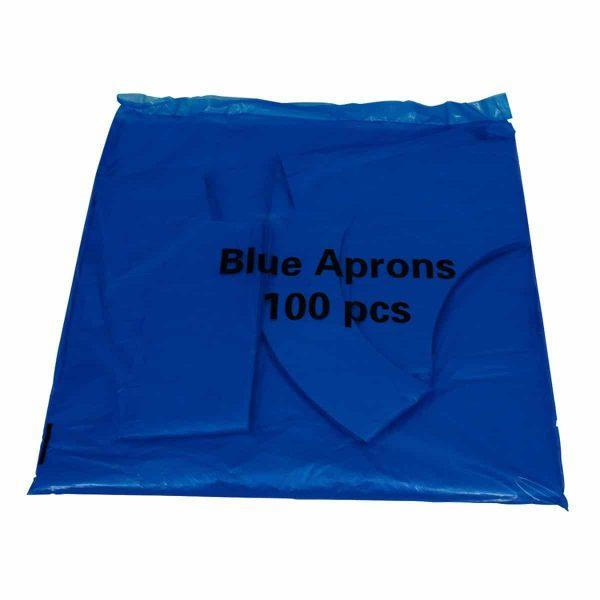 Blue Aprons (Flat Pack) - 16mu