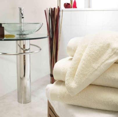 Vanilla bath sheet