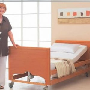 Casa Med Classic Single Profiling Bed