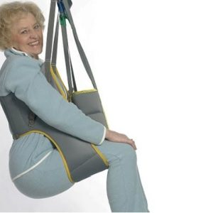 Invacare Dress Toileting High Sling