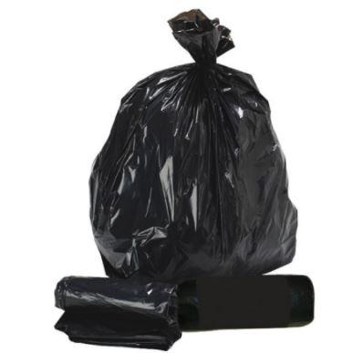 Medium Duty Black Bin Liners