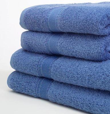 Face cloth in Delft - Blue