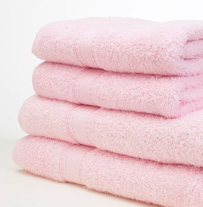 Baby Pink face cloth