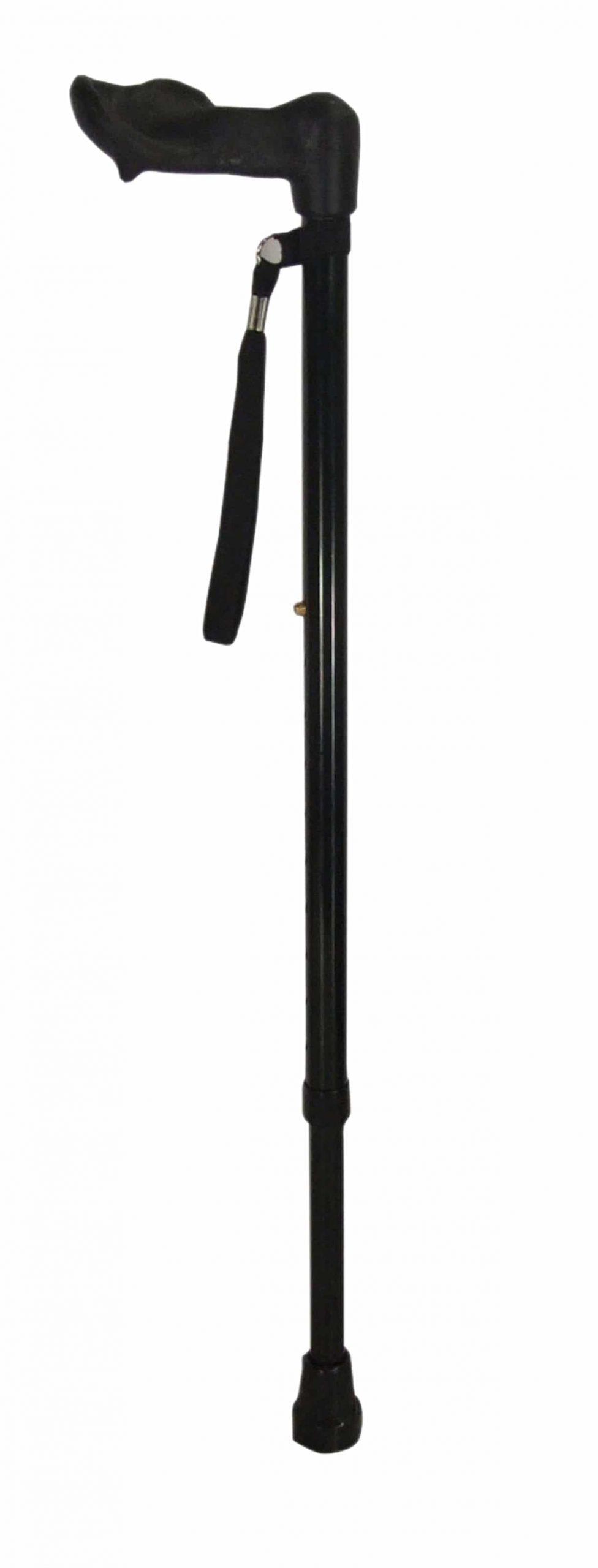 Ergonomic Handled Walking Stick - Right Handed
