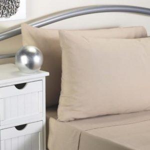 Fire Retardant Pillowcase (Pair)