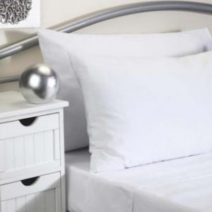 Fitted Bed Sheet - Double
