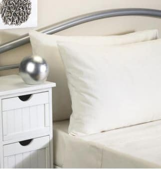 Fitted Bed Sheet - King Size