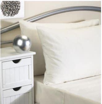 Flat Bed Sheet - King Size