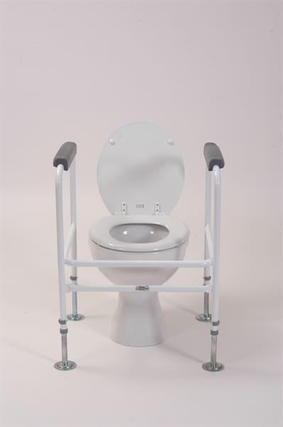 Floor Fixed Toilet Surround