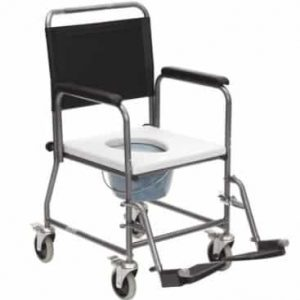 Invacare - Glideabout Commode