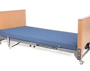 Harvest Woburn Low Profiling Bed Excluding Rails