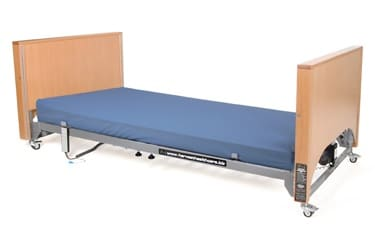 Harvest Woburn Low Profiling Bed Excluding Rails