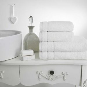 Hotel Accent 600gsm Bath Towel - Pack of 2