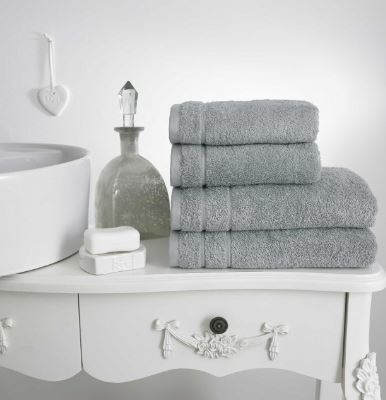 Hotel Accent 600gsm Hand Towel - Pack of 2