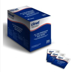 Clinell Skin Wipes