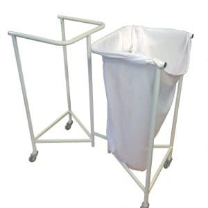 Double Square Top Linen Trolley