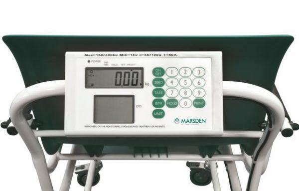 Marsden M-200 High Capacity Scale Chair