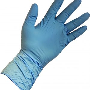 Nitrile Gloves - Single Box (100 Gloves) - Extra Length