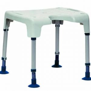 Aquatec Pico Shower Stool - Without Arms