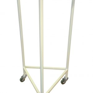 Single Round Top Linen Trolley