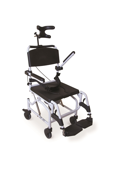 Cefndy Tilt In Toileting Shower Chair