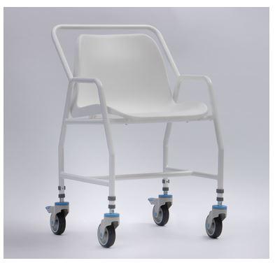 Tilton Mobile Shower Chair
