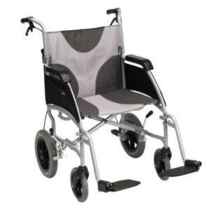 Drive Ultra Lightweight Transit Wheelchair