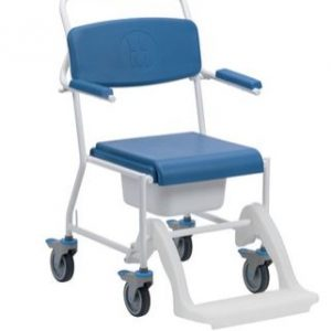 Drive Uppingham Commode Mobile Shower Chair
