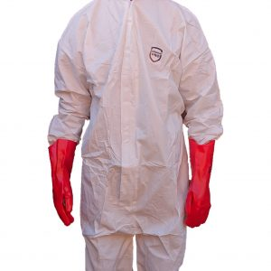 Coverall - 523 Barbarian PRO white XXL - Case