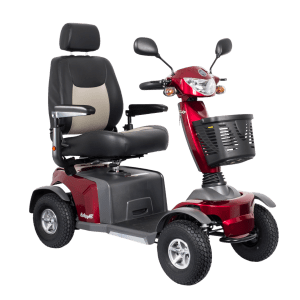 Excel Galaxy II 4 Wheel Mobility Scooter