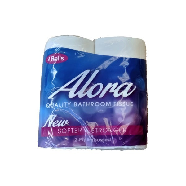 Alora 2ply Toilet Roll