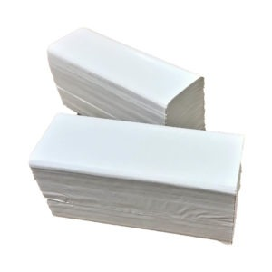 Z fold Paper Hand Towels
