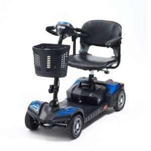 Drive Scout Blue Scooter