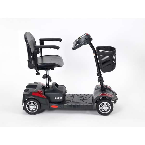 Drive Scout Scooter Red