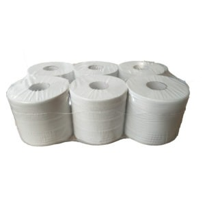 White Centrefeed Roll