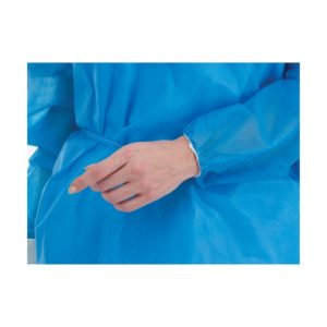 Long Sleeve Gowns elasticated cuffs